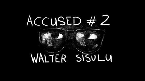 ACCUSED #2: WALTER SISULU